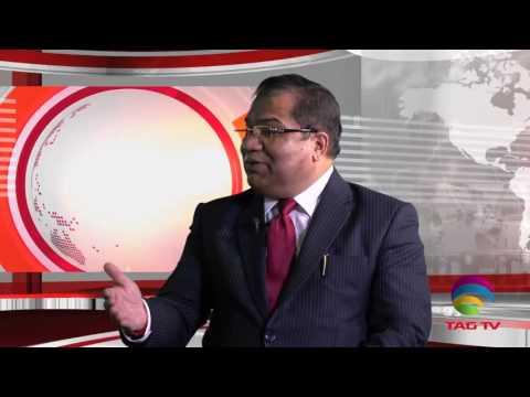 Dr. Harish Kumar Verma reflects on Overall Healthier Life in TAG TIME with Haleema Sadia TAGTV