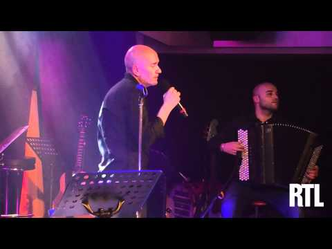 Art Mengo - Je l'ai tant aimée en live dans le Grand Studio RTL - RTL - RTL