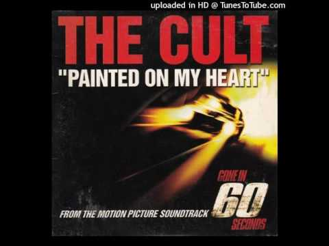 the cult- Painted On My Heart (Rock Version)