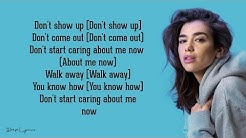 Dua Lipa - Don't Start Now (Lyrics) 🎵
