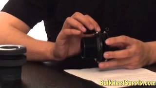 How to: Aquarium bulkhead  - Plumbing components for a saltwater aquarium series: Episode 4