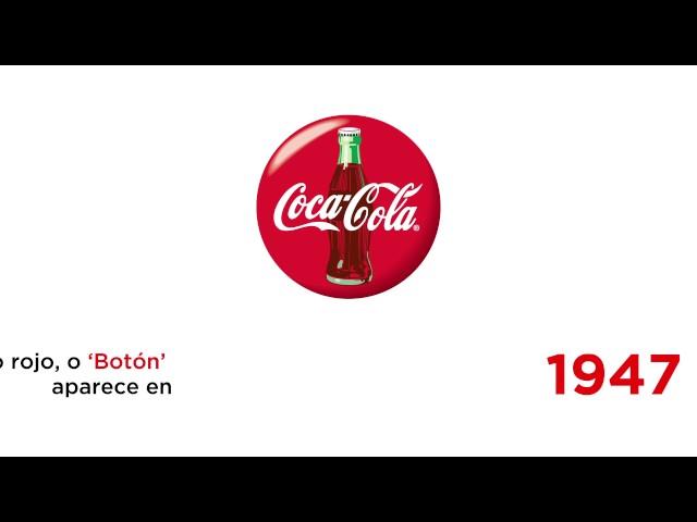 Reconociendo a un clásico: así ha cambiado el logotipo de Coca-Cola