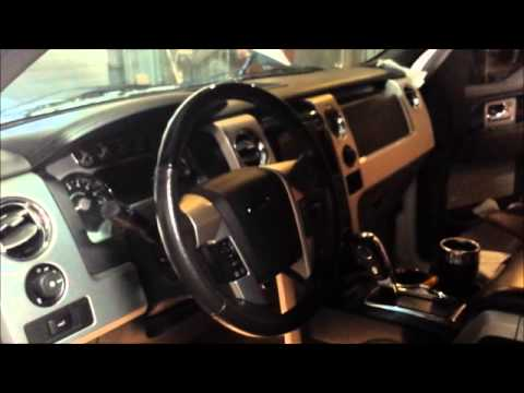 2011 F150 Dash Removal and Heater Blend Door Repair - YouTube