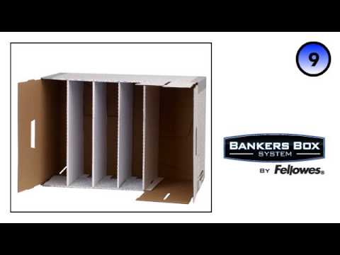 Bankers Box 174 System File Store Module Grey Youtube