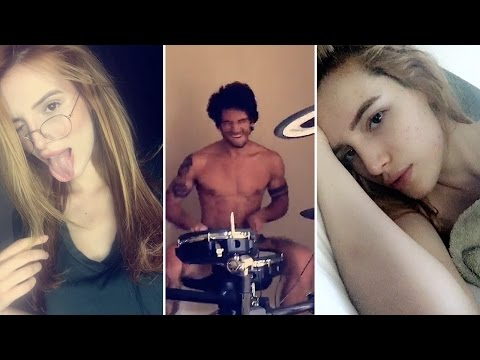 Bella Thorne  Snapchat Videos  September 28th 2016  ft Tyler Posey