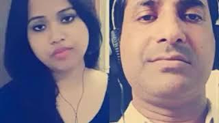 Ek Duje Ke Vaaste   Dil To Pagal Hai   Cover by Anoop Singh & Rashmi Tripathi