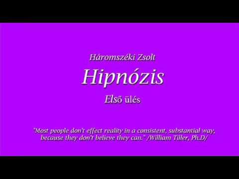 hipnózis fogyni youtube videók
