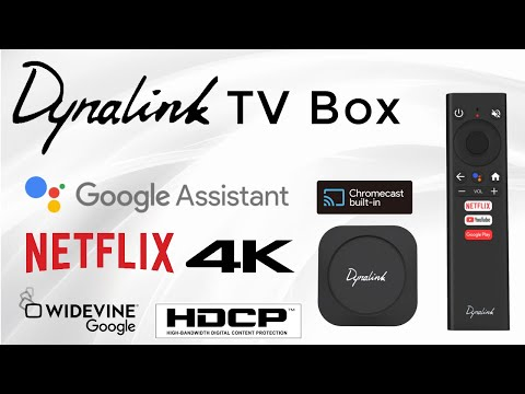 Dynalink TV Box DL ATV36 Android 10 Google Certified Review