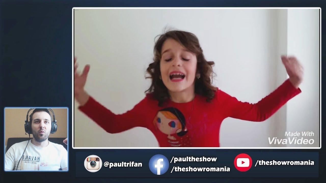 Reactionez: Iuliana Beregoi Cover si Dans