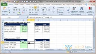 Полный курс по функции ВПР, часть 2(http://www.tvoy-mba.ru http://vk.com/tvoymba В этом уроке я продолжаю рассказываю об работе с функцией ВПР, на этот раз мы разби..., 2013-09-12T17:03:45.000Z)