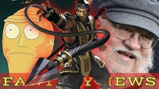 Game of Thrones Implosion, Mortal Kombat Movie, Martin ANGRY - FANTASY NEWS!