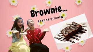 Brownie recipefayha yasir in fayhas kitchen
