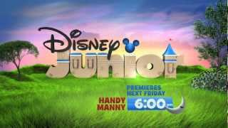 Disney Junior MWODJ Handy Manny and the Seven Tools