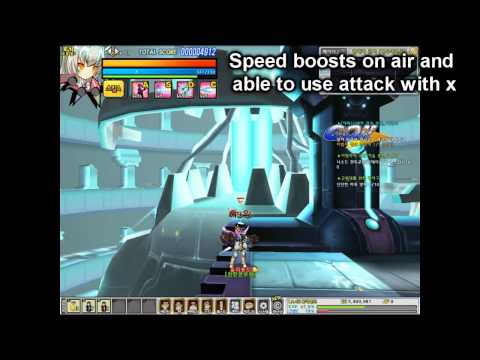 Elsword: Battle Seraph: Passive: High Powered Electrics