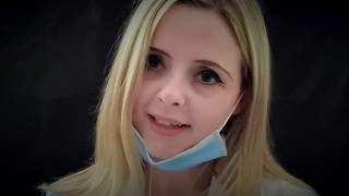 [ASMR] Dental Visit Role-play ;) scraping and cleaning...