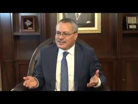 12 11 2018 Manisa Valisi Ahmet Deniz Görevine Başladı