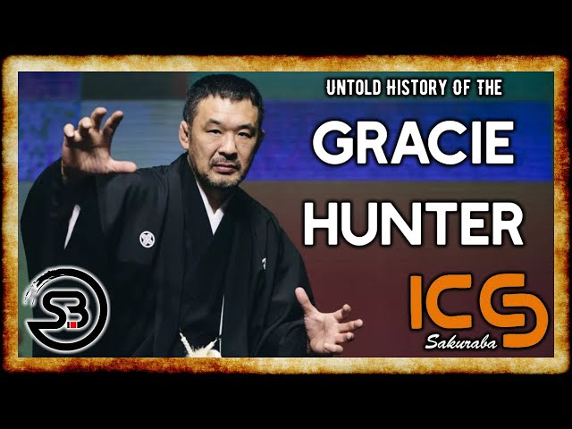 Untold History of the Gracie Hunter - Kazushi Sakuraba Documentary (Part 1)
