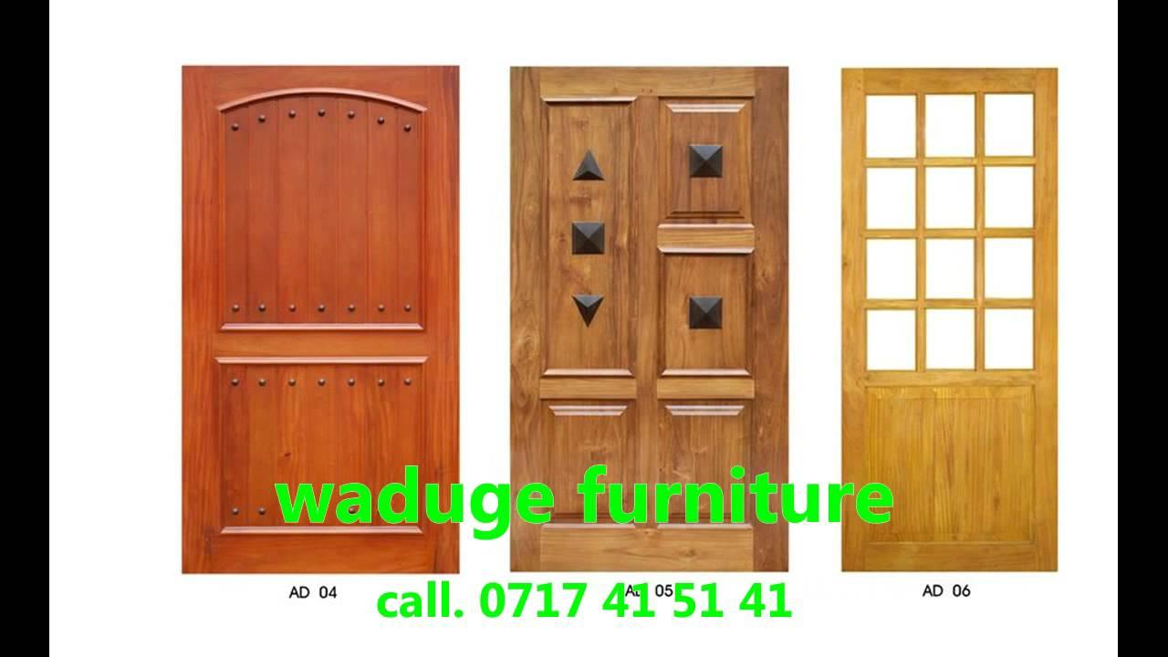 main door designs for home in sri lanka  | 1280 x 720