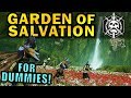 Destiny 2: GARDEN OF SALVATION RAID FOR DUMMIES! | Complete Raid Guide & Walkthrough!