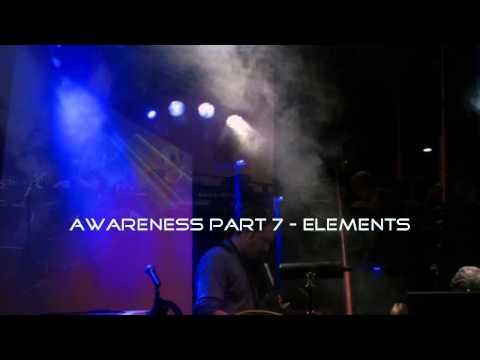 DEEP IMAGINATION - Live at Electronic Circus Festival 2010 - AWARENESS Clouds-Elements-Sense