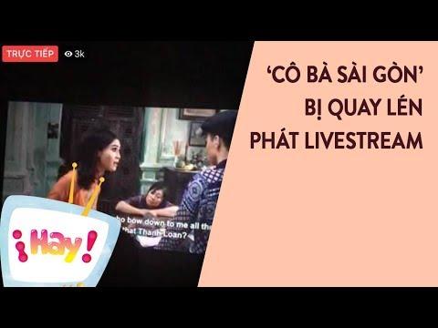 Cô Ba Sài Gòn bị livestream phát trên Facebook, Ngô Thanh Vân từ bỏ làm phim