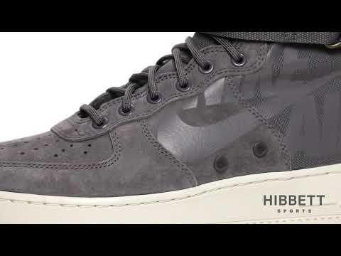 Nike SF Air Force 1 Mid Gray