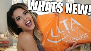 HUGE Ulta Haul + Beauty Bag