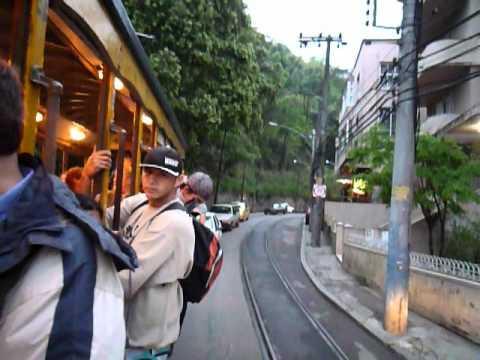 Brazil / Brasil / Brésil - Rio de Janeiro - Santa Teresa Tram
