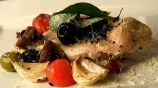 Italian Baked Chicken By Himanshu