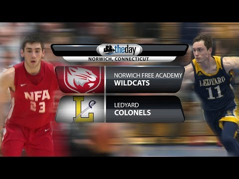 Full replay: Ledyard at NFA boys' basketball 2/6/19