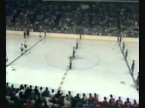 1978 Montreal Canadiens at Detroit Red Wings Playoffs Game #4 Part 1a