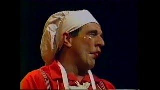 Jango Edwards - The Chef