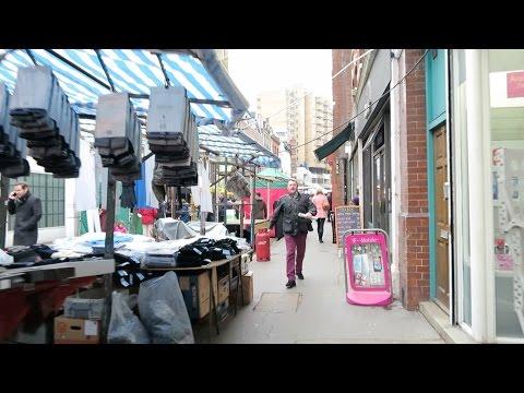 Leather Lane Market + Pie & Mash Shop Pieminister London
