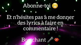 Lyrics (paroles) Esperance-soolking