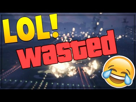MOST HILARIOUS HEIST MISSION EVER - GTA 5...