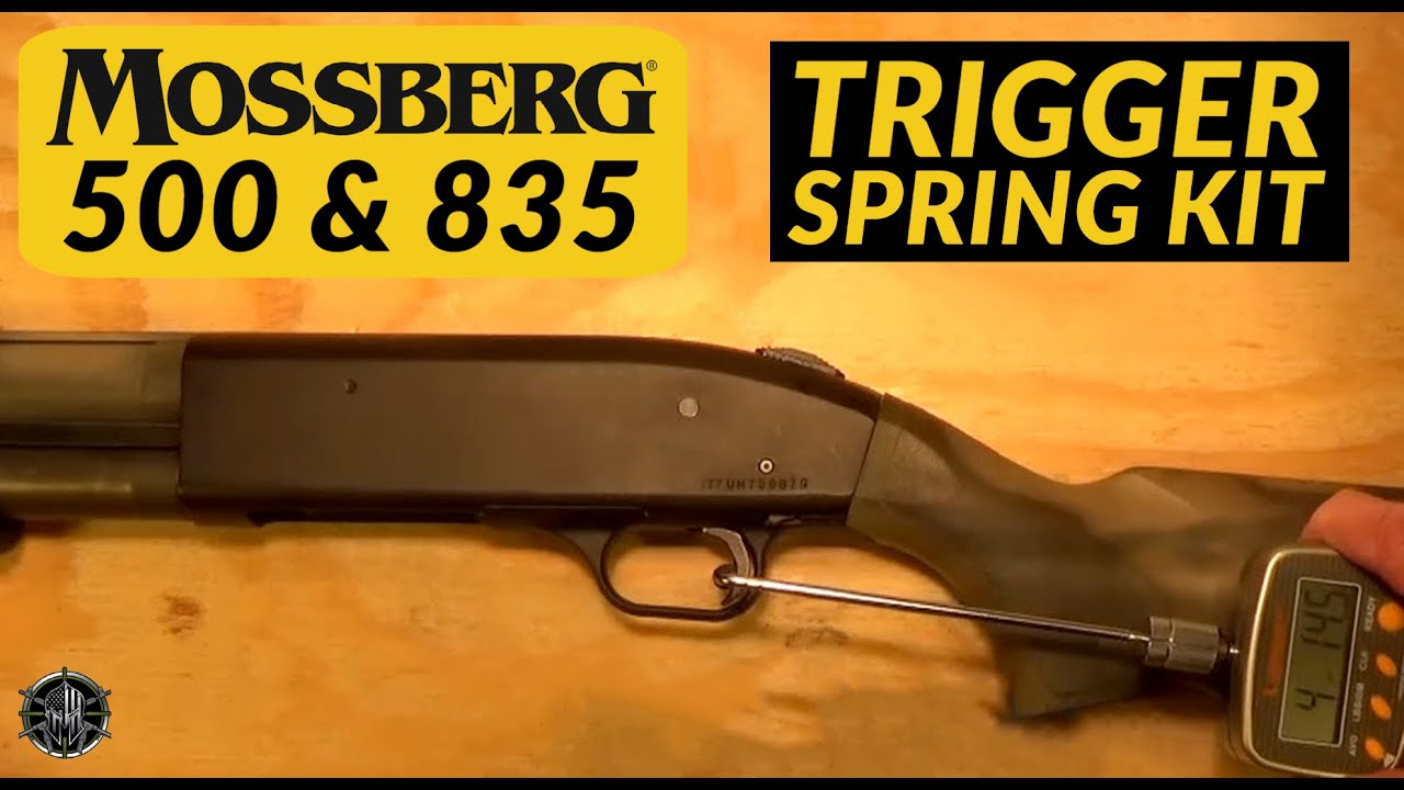Mossberg 500 / Mossberg 835 MCARBO Trigger Spring Kit