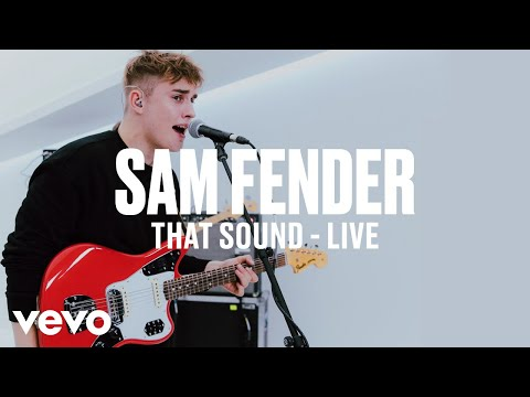 Sam Fender - That Sound (Live)   Vevo DSCVR ARTISTS TO WATCH 2019