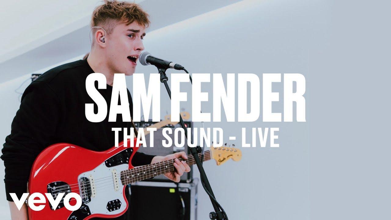 Sam Fender - That Sound (Live) | Vevo DSCVR ARTISTS TO WATCH 2019