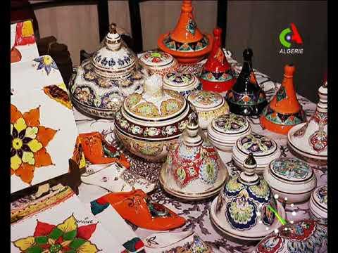 Balade au coeur de l\'artisanat Algérien. - YouTube