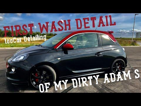 Car Detailing Of My DIRTY Opel Adam S | Fully Wash Detail | [GER] | TooCar Detailing