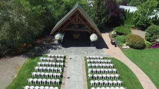Log House Garden Extended