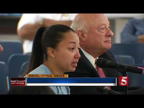 Parole Board Votes On Cyntoia Brown Case