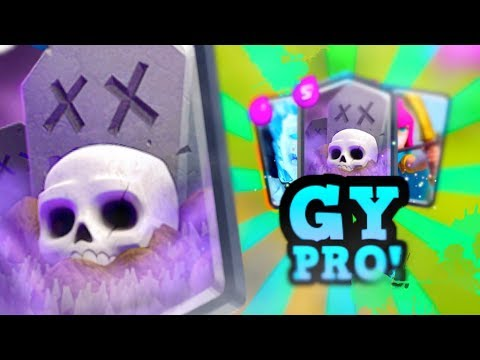 3.1 GRAVEYARD CONTROL for LADDER & CHALLENGE ft. Kennan :: Clash Royale