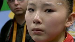 Chinese girls fail on Uneven Bars - from Universal Sports