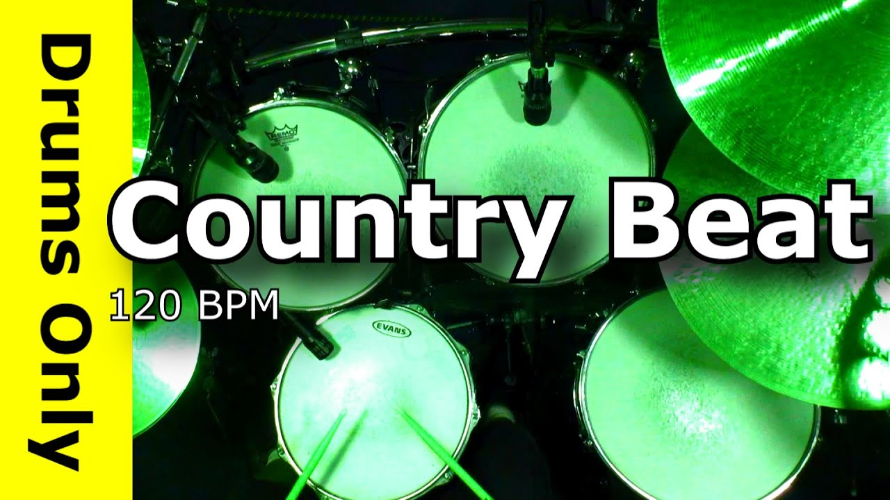 Country Drum Beat 120 BPM