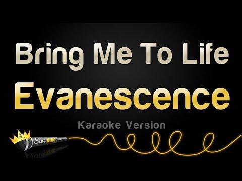 Evanescence - Bring Me To Life (Karaoke Version)