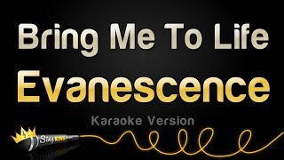 Evanescence - Bring Me To Life (Karaoke Version)