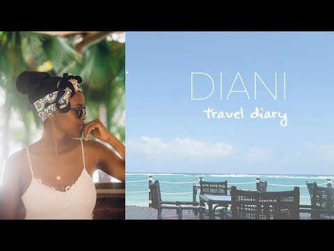 DIANI TRAVEL DIARY | THIS IS ESS