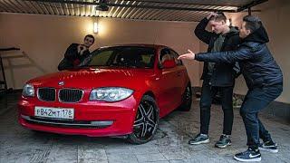 Купили лучший авто за 160к. Миссия Saab