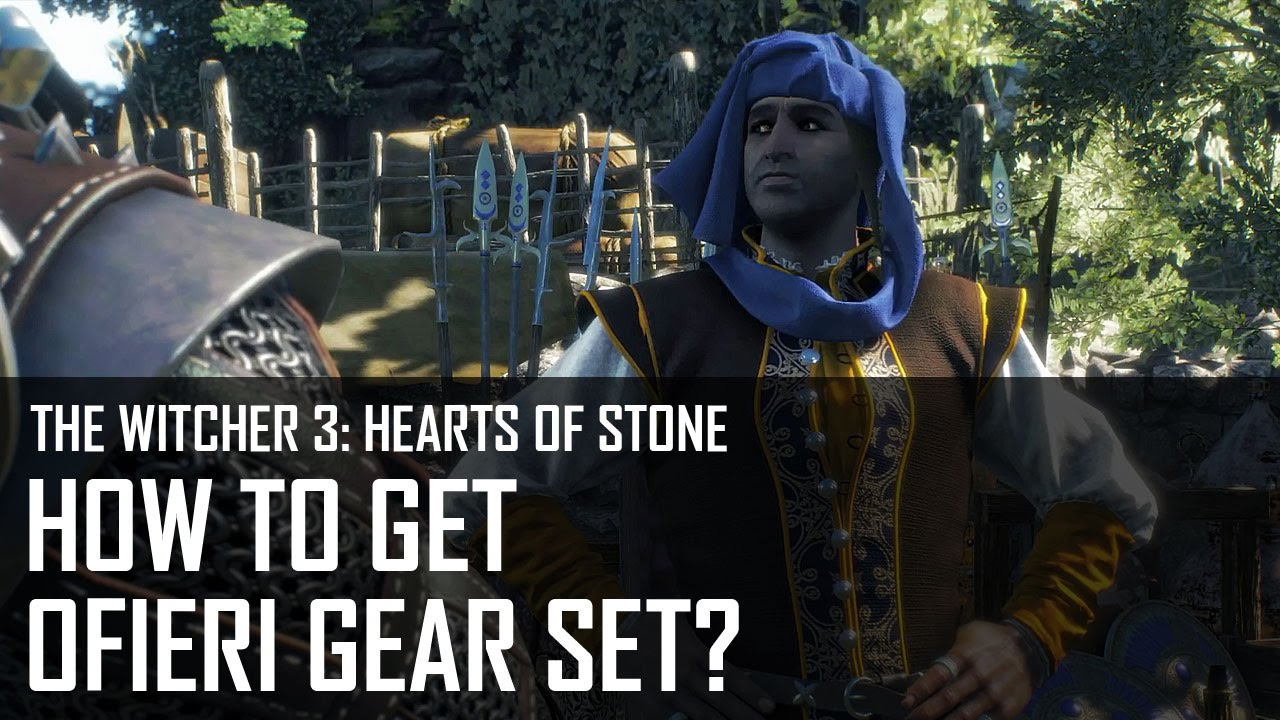 Ofieri gear set - The Witcher 3: Wild Hunt Game Guide